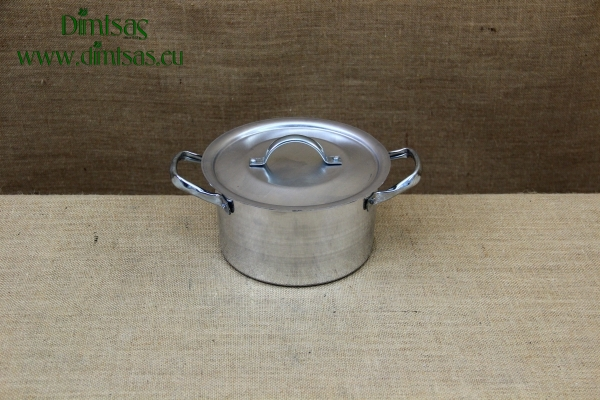 Aluminium Pot No36 17 liters