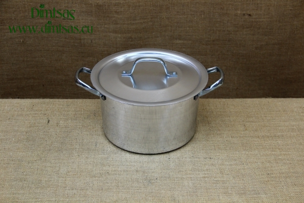 Aluminium Pot No22 4.2 liters