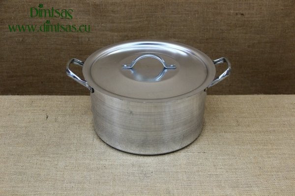 Aluminium Pot No26 7 liters