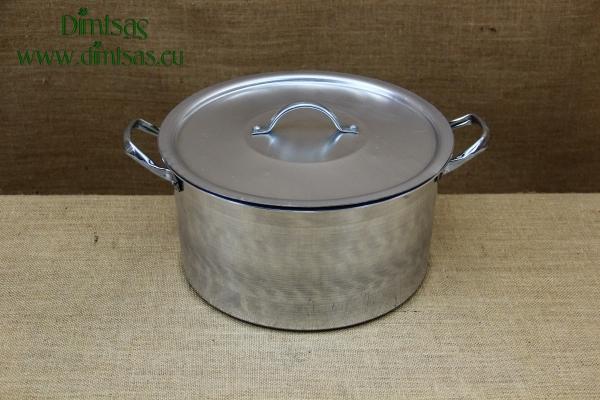 Aluminium Pot No28 9.2 liters
