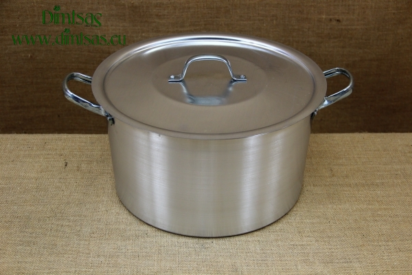 Aluminium Pot No32 13.5 liters