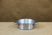 Aluminium Round Baking Pan Professional No24 4 liters First Depiction