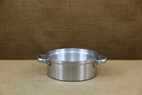 Aluminium Round Baking Pan Professional No26 5 liters First Depiction