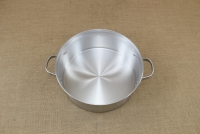 Aluminium Round Baking Pan Professional No36 12 liters Second Depiction