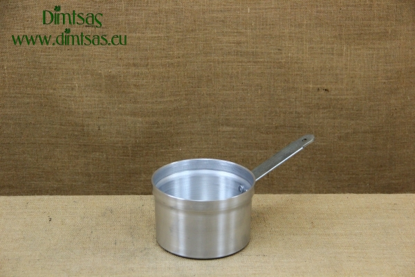 Sauce Pan Aluminium Professional with Long Handle Straight No16 1.9 liters