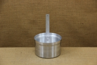 Sauce Pan Aluminium Professional with Long Handle Straight No20 3.5 liters First Depiction