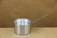 Sauce Pan Aluminium Professional with Long Handle Straight No22 4.4 liters Second Depiction
