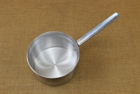 Sauce Pan Aluminium Professional with Long Handle Straight No22 4.4 liters Third Depiction