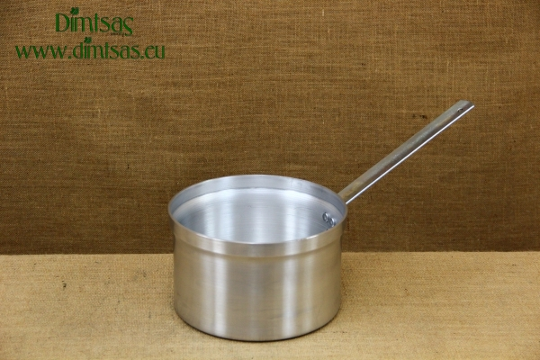 Sauce Pan Aluminium Professional with Long Handle Straight No26 7.4 liters