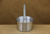 Sauce Pan Aluminium Professional with Long Handle Straight No24 5.6 liters First Depiction