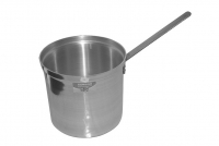 Aluminium Bain Marie Pot Professional No24 9.7 liters Eighth Depiction