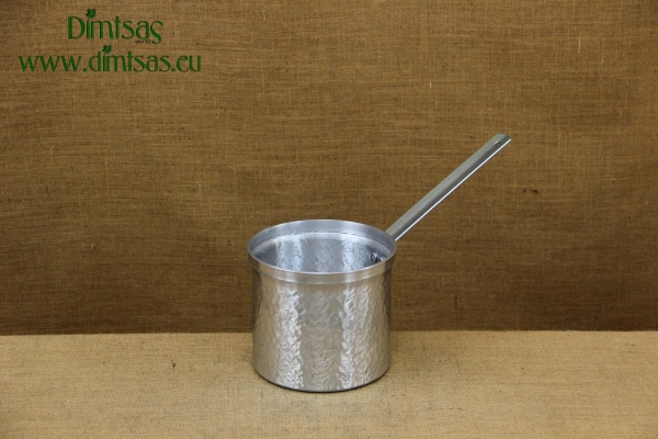 Aluminium Bain Marie Pot Hammered No26 12 liters