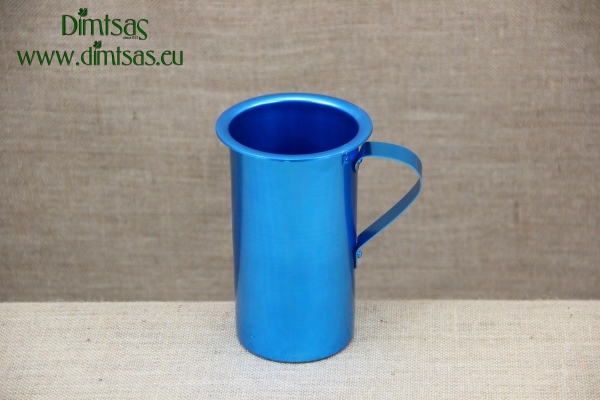 Aluminium Wine Jug Blue 2000 ml