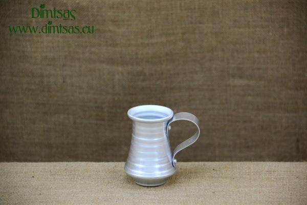 Aluminium Wine Pitcher Silver 160 ml