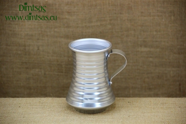 Aluminium Wine Pitcher Silver 1250 ml