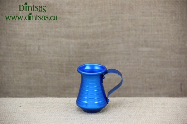 Aluminium Wine Pitcher Blue 1250 ml