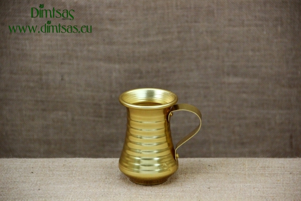Aluminium Wine Pitcher Gold 1250 ml