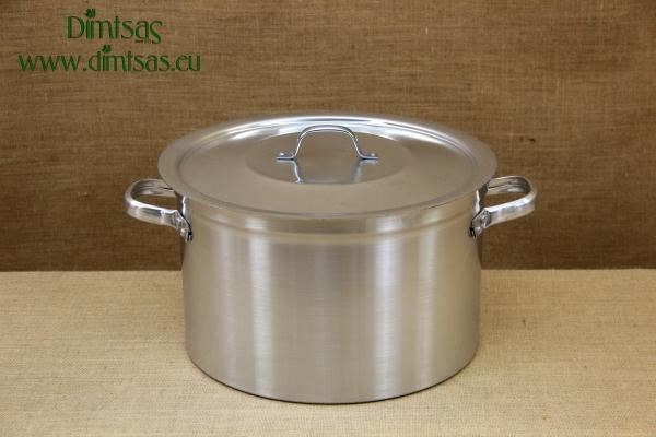 Aluminium Pot Professional No60 88 liters
