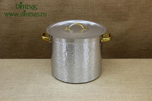 Aluminium Marmite Professional No60 140 liters