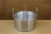 Aluminium Fryer Pot Professional No32 15 liters Third Depiction