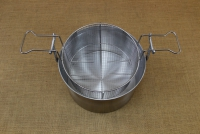 Aluminium Fryer Pot Professional No34 18 liters Fifth Depiction