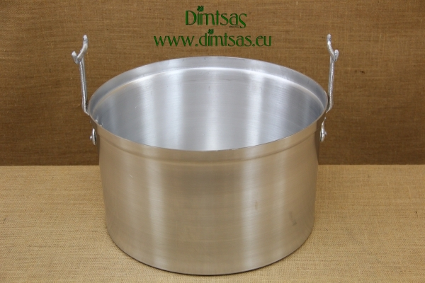 Aluminium Fryer Pot Professional No40 28 liters