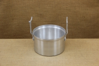 Aluminium Fryer Pot Professional No26 7 liters with Tinned Frying Basket Second Depiction
