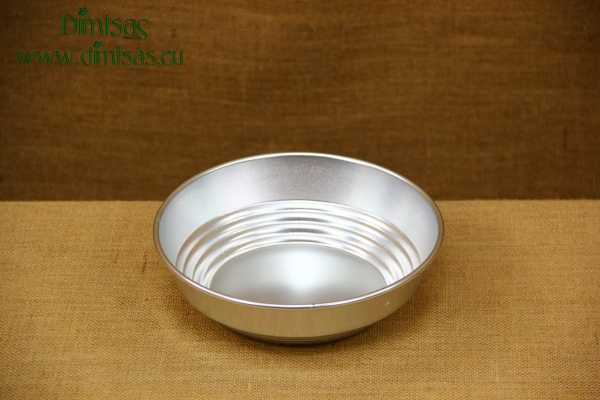 Aluminium Bread Basket No26 Silver
