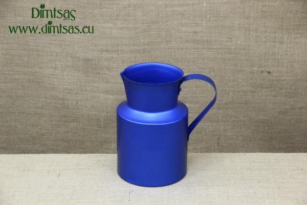 Aluminium Jug Blue 3.8 liters