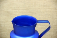 Aluminium Jug Blue 3.8 liters First Depiction