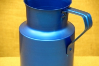 Aluminium Jug Blue 3.8 liters Second Depiction