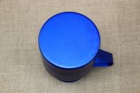 Aluminium Jug Blue 3.8 liters Fourth Depiction