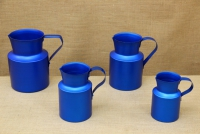 Aluminium Jug Blue 3.8 liters Sixth Depiction