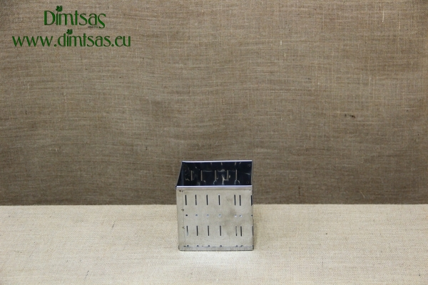 Cheese Mold Inox Square No2