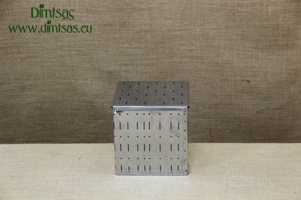 Cheese Mold Inox Square No3