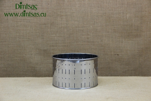 Cheese Mold Inox Round No21