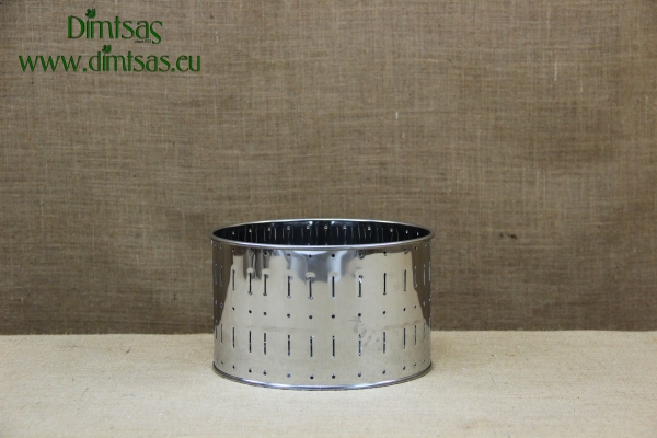 Cheese Mold Inox Round No23