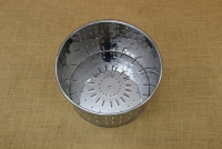 Cheese Mold Inox Round No27 First Depiction