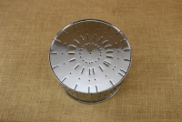 Cheese Mold Inox Round No27 Second Depiction