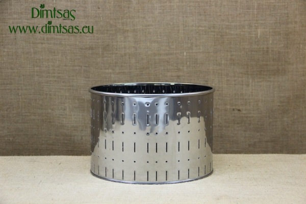 Cheese Mold Inox Round No27