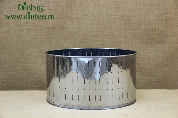 Cheese Mold Inox Round No37