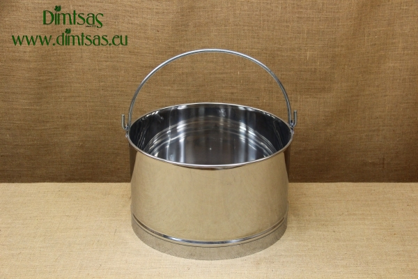 Stainless Steel Churn 41x25 25 liters