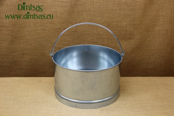 Churn Galvanized 41x25 cm 25 lit