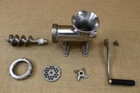 Stainless Steel Meat Mincer TSM No22 Twenty-first Depiction