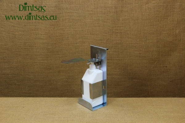 Spray Disinfectant Dispenser With Arm Lever