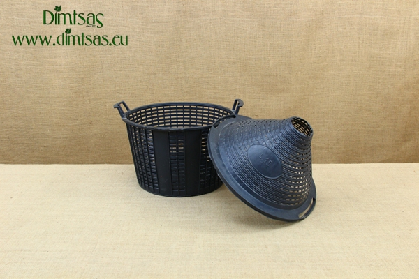 Plastic Basket for Demijohn 34 Liters