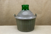 Plastic Basket for Demijohn 25 Liters with Wide Neck Fifth Depiction
