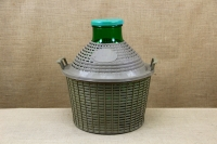 Plastic Basket for Demijohn 25 Liters with Wide Neck Sixth Depiction