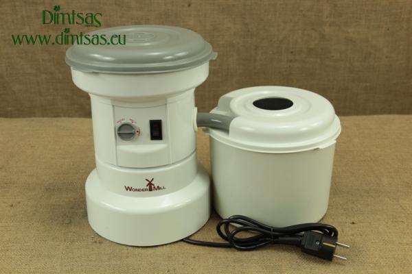 Αλευρόμυλος - Μύλος Άλεσης WonderMill Ηλεκτρικός