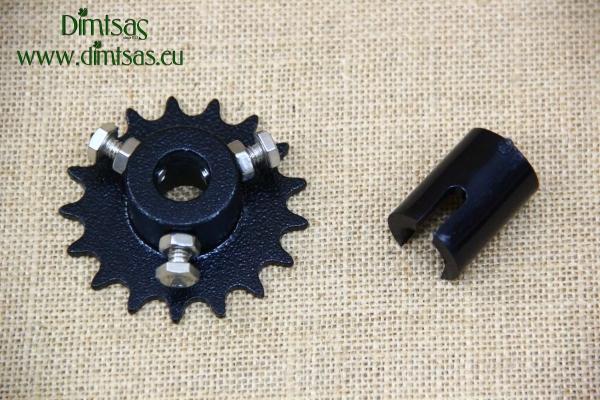 Motorizing Gear Kit for Hand-Cranked WonderMill